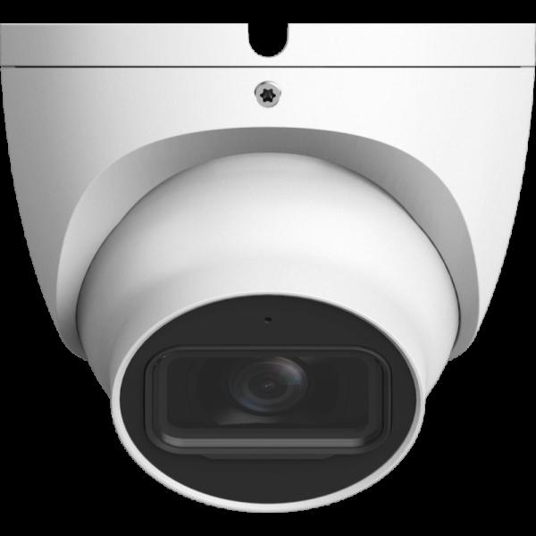 8MP 4K HD Network IR Dome Camera. 2.7-12mm Motorized Lens, IR(160 ft), IP67, Built-in Mic, PoE