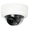4MP Full HD Network IR Dome Camera. 2.7-12mm Motorized Lens, IR(90ft), True WDR, IP67, IK10, PoE