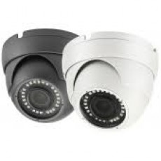 HD 4-in-1(CVI, TVI, AHD, Analog) Turret Dome 5MP/ 4MP 2.8-12mm Vari-focal Lens 36 IR LEDs Weatherproof