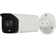 **New in stock** 5MP IP BULLET, 2 WAY TALK, SIREN, WHITE LIGHT/IR, 2.8MM LENS