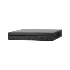 4 CH 4K NVR HD Resolution, H.265/H.264, 80 Mbps, 1 HDD Bays, Built-in 4 PoE Ports