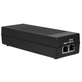 1 port POE Plus injector ( 1 PC). 30W Output