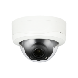 HD CVI Dome 5MP 2.8mm Fixed Lens Max 5MP Real-time Smart IR (100ft), WDR, Weatherproof