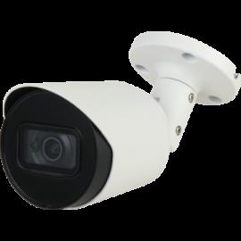 4K Starlight HDCVI IR Bullet, 3.6mm, Smart IR Length (260ft), True WDR, IP67, Built-in Mic