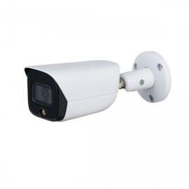 **New in stock** 4MP (FULL-COLOR) Starlight IP Bullet, 3.6mm, H.265, True WDR, IP67, IVS, Audio in/out