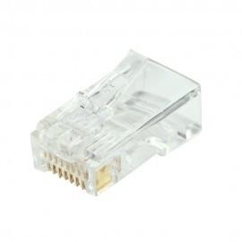 K3001 RJ45 CAT5e Cable Connector (100[c per bag )