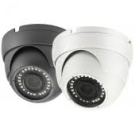 HD 4-in-1(CVI, TVI, AHD, Analog) Turret Dome 5MP/4MP 2.8mm Fixed Lens 24 New IR LEDs Weatherproof