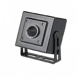 HD 4-IN-1 (CVI, TVI, AHD, ANALOG) 1080p Pinhole Camera 3.7mm Pinhole Lens