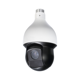 4MP HDCVI PTZ Camera. Powerful 30x Optical Zoom, Starlight Technology IR. True WDR, IR up to 328Ft, IP66 Weatherproof