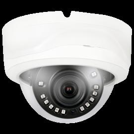 4K Starlight HDCVI IR Dome, 2.8mm Fixed Lens, Smart IR Length (100ft), WDR, IP67, 1K10