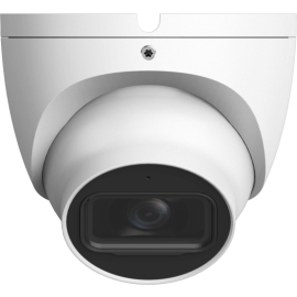 4K Starlight HDCVI IR Dome, 2.8mm Fixed Lens, Smart IR Length (100ft), WDR, IP67, Built-in Mic