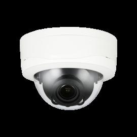 4K Starlight HDCVI IR Dome, 2.7-12mm Motorized Lens, Smart IR Length (100ft), True WDR, IP67, 1K10