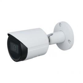 4MP Network IR Bullet Camera. 2.8 mm Fixed Lens, IR(100ft), IP67, PoE