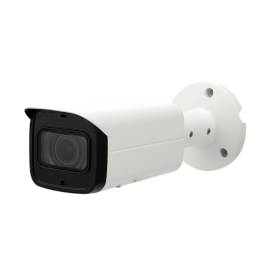**New in stock** 2MP (FULL-COLOR) Starlight IP Bullet, 3.6mm, H.265, True WDR, IP67, IVS, Audio in/out