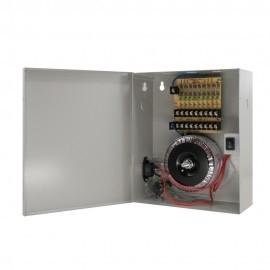 9 CH 10Amp AC24V Power Supply Box. PTC UL Listed